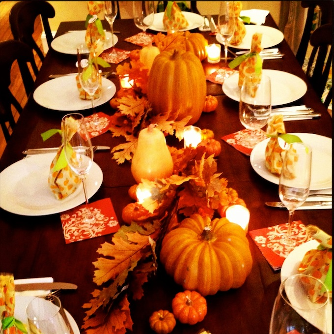 Tablescape Tuesday Fall 39 S First Hosting