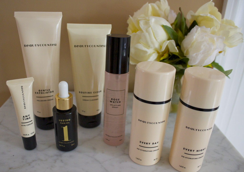 Beautycounter: My New Routine - Hosting & ToastingHosting ... Beautycounter