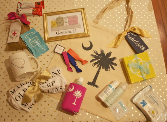 They Might Also Provide Inspiration For Wedding Welcome Bags Too I Tried To Keep In Mind What The Girls Need Most Over Weekend Plus A Few Fun