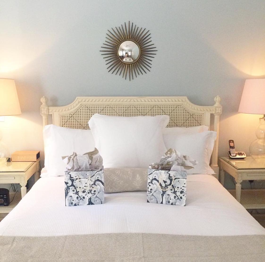 zero george guest room
