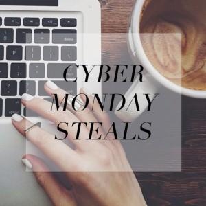 Cyber Monday 2015 Roundup!